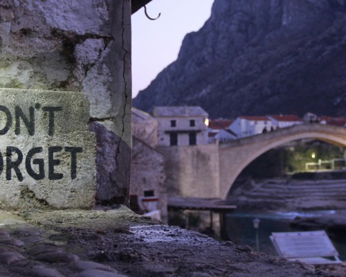 Mostar ve Köprüsü