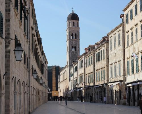 Merhaba Dubrovnik, biz geldik!