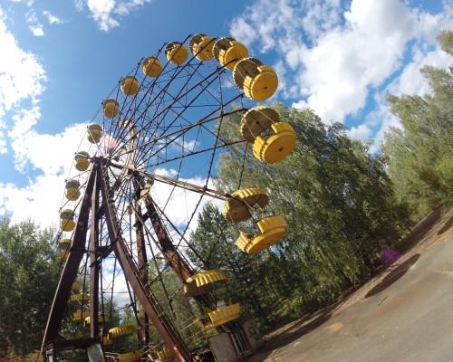 Acının başkenti Çernobil 2