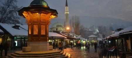 Avrupa'nın şark köşesi Saraybosna